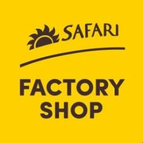 SAFARI Dried Fruit and Nuts at factory shop